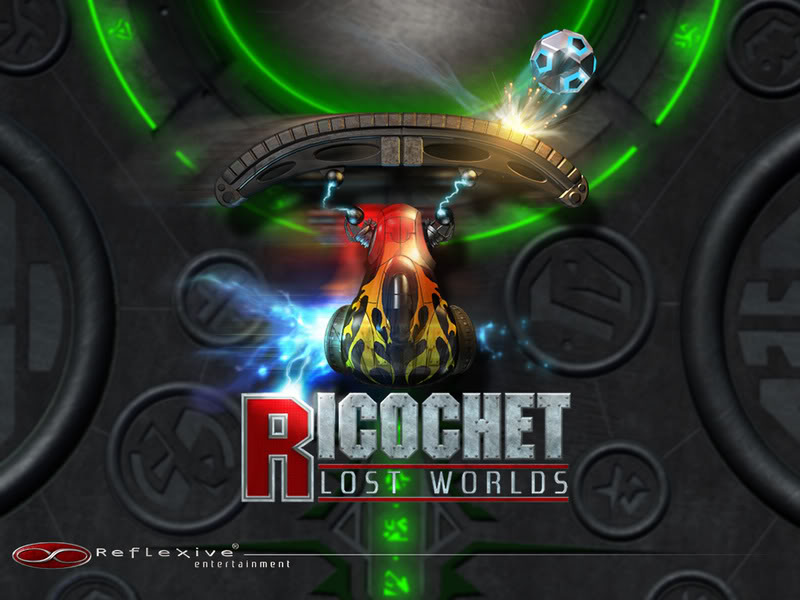 More About Ricochet Lost Worlds