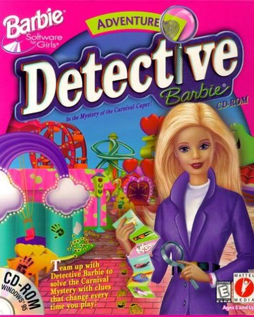 Game online barbie