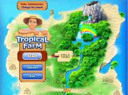 Tropical farm download full version games for Tropical getaways in december
