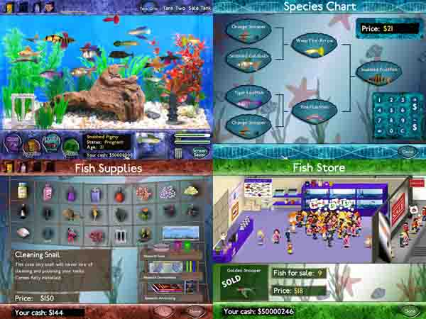 Fish tycoon full version free for Fish tycoon games